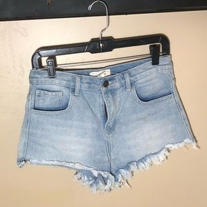 Forever 21 | High Waisted Jean Shorts